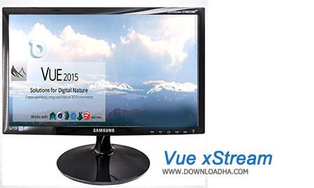 Vue xStream  طراحی صحنه های هالیوودی با Vue xStream 2015.2
