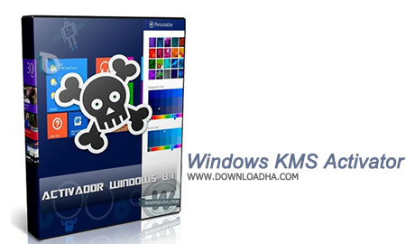 Windows KMS Activator کرک جدید ویندوز 10 با  Windows KMS Activator v3.0.3