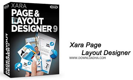 Xara Page Layout Designer طراحی حرفه ای پوستر و بروشور Xara Page Layout Designer v11.2.0.40121