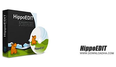 hippo edit نرم افزار ویرایشگر حرفه ای متن ها HippoEDIT 1.60.18