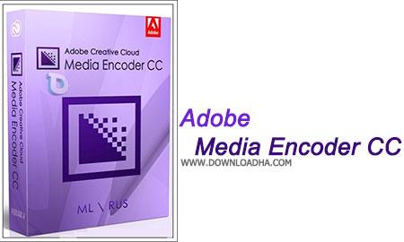 Adobe Media Encoder CC نرم افزار تبدیل فرمت های ویدئویی Adobe Media Encoder CC 2015 v9.0.2   نسخه Mac