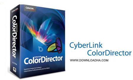 CyberLink ColorDirector Ultra نرم افزار تنظیم و اصلاح رنگ فیلم CyberLink ColorDirector Ultra 3.0.4413.0