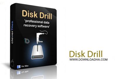 Disk Drill  نرم افزار بازیابی قدرتمند فایل ها Disk Drill v2.4.426   نسخه Mac
