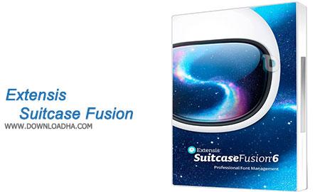 Extensis Suitcase Fusion نرم افزار مدیریت حرفه ای فونت ها با Extensis Suitcase Fusion 6 v17.2.1