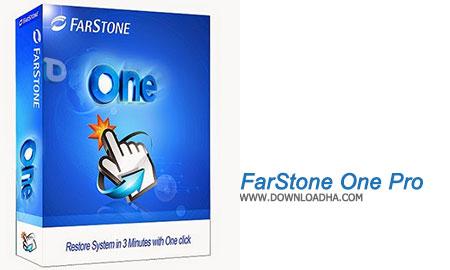 FarStone One Pro بکاپگیری از سیستم  FarStone One Pro 1.4 Build 20150916