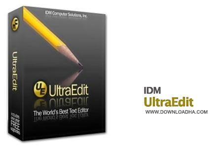 IDM UltraEdit ویرایش حرفه ای فایل های متن با IDM UltraEdit v22.20.0.27
