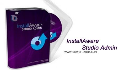 InstallAware Studio Admin ساخت فایل های Inestaller با InstallAware Studio Admin X3 v20.04.0.20