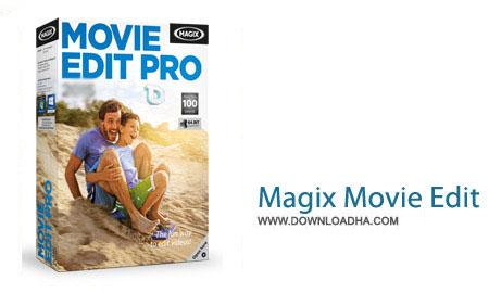 Magix Movie Edit نرم افزار ویرایش حرفه ای فیلم MAGIX Movie Edit Pro 2016 Premium 15.0.0.73