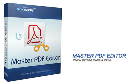 Master PDF Editor نرم افزار مدیریت فایل های PDF با Master PDF Editor v3.4.00   نسخه mac