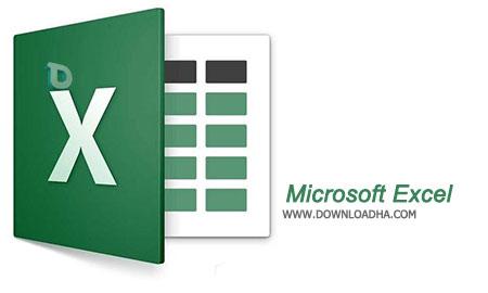 Microsoft Excel دانلود نرم افزار اکسل Microsoft Excel 2016 VL 15.13.3   نسخه mac