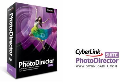 PhotoDirector Suite ویرایش و مدیریت حرفه ای تصاویر با CyberLink PhotoDirector Ultra 7.0.6901.0