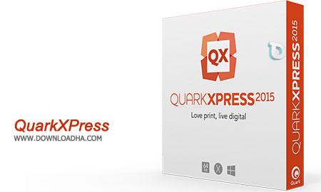 QuarkXPress نرم افزار  طراحی حرفه ای QuarkXPress 2015 11.1.0   نسخه Win و Mac