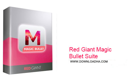 Red Giant Magic Bullet Suite دانلود نرم افزار ویرایش فیلم Red Giant Magic Bullet Colorista III v1.0.4   نسخه Mac
