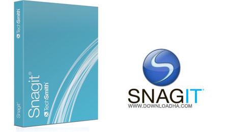 Techsmith%20Snagit نرم افزار فیلم و عکس برداری از دسکتاپ Snagit 3.3.5   نسخه Mac