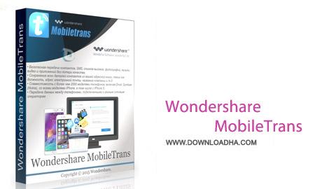 Wondershare%20MobileTrans نرم افزار مدیریت موبایل Wondershare MobileTrans 6.3.1    نسخه Mac