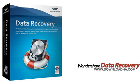 Wondershare Data Recovery نرم افزار بازیابی قدرتمند اطلاعات Wondershare Data Recovery 3.6.1   نسخه Mac