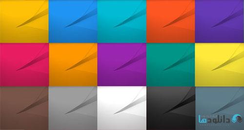 Xperia Z5 Stock Wallpapers دانلود والپیپرهای اصلی سونی اکسپریا Z5