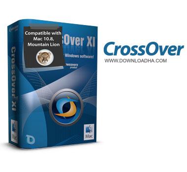 crossover اجرای برنامههای ویندوز در محیط مکینتاش با CrossOver 14.1.6   نسخه Mac