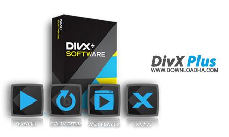 divx plus  قویترین ایجاد و پخش کننده فایل های Divx با DivX Pro 10.4   نسخه Mac