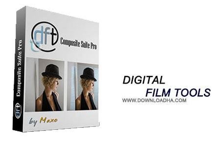 Digital Film Tools پلاگین ایجاد جلوه Digital Film Tools Bundle 10.2015