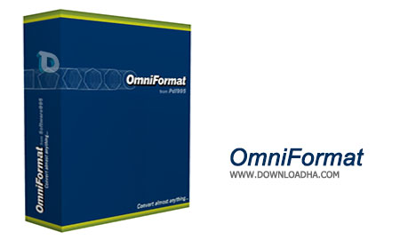 OmniFormat تبدیل انواع اسناد و فرمت ها با OmniFormat 16.0