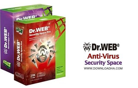 Security Space برنامه های امنیتی دکتر وب Dr.Web Security Space & Anti Virus 11.0.0.10060
