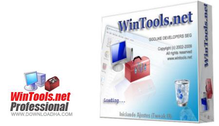 WinTools.net Professional بهینه سازی آسان ویندوز با WinTools.net Premium 15.0.1