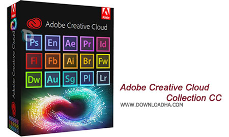 Adobe Creative Cloud Collection CC 2015 ویرایش تصاویر با فوتوشاپ 15   Adobe Creative Cloud Collection CC 2015   نسخه Mac