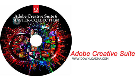 Adobe Creative Suite  مجموعه بی نظیر ادوبی با نام Adobe Creative Suite 6 Master Collection   نسخه Mac