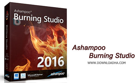 Ashampoo Burning Studio نرم افزار رایت قدرتمند Ashampoo Burning Studio 2016 v16.0.0.17