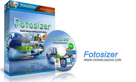 Fotosizer Professional تغییر دسته ای تصاویر با Fotosizer Professional Edition v2.9.0.548