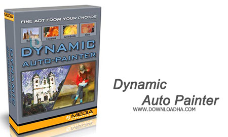 MediaChance Dynamic Auto Painter PRO تبدیل عکس ها به نقاشی با MediaChance Dynamic Auto Painter PRO 4.2