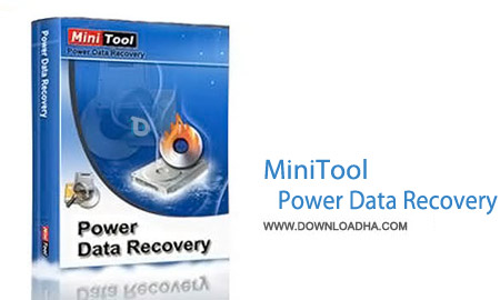 MiniTool Power Data Recovery نرم افزار بازیابی اطلاعات آسان MiniTool Power Data Recovery 7 Personal