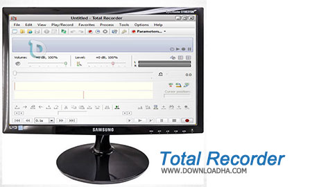 Total Recorder ضبط و ویرایش صدا و تصویر با Total Recorder Professional / VideoPro / Developer 8.6.6040