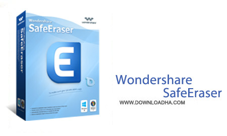 Wondershare SafeEraser  نرم افزار پاکسازی iOS توسط Wondershare SafeEraser 3.6.5   نسخه Mac