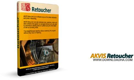AKVIS%20Retoucher نرم افزار روتوش حرفه ای تصاویر AKVIS Retoucher v7.0.986 (Standalone & PS Plugin)   نسخه Mac