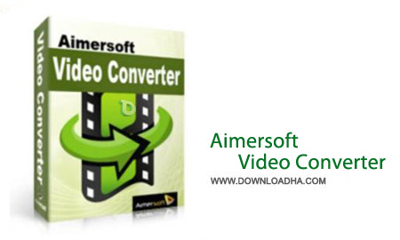 Aimersoft Video Converter Ultimate نرم افزار مبدل فایل ویدئویی Aimersoft Video Converter Ultimate 6.8.0.0