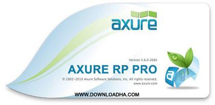 Axure RP Pro نمونه سازی وب سایت با Axure RP Pro 7.0.0.3190   نسخه Mac