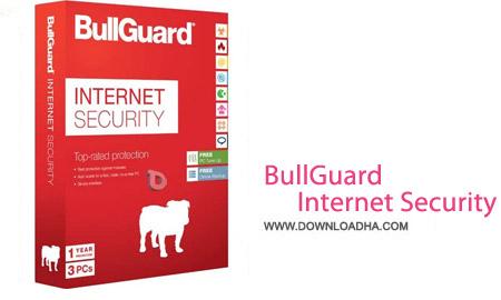BullGuard Internet Security نرم افزار امنیتی بولگارد BullGuard Internet Security 2016 16.0.311.2
