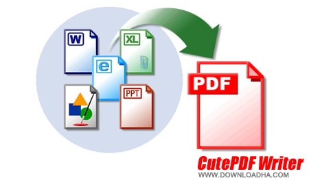 CutePDF Writer  ساختن PDF از فرمت های مختلف با CutePDF Writer 3.0.1.0