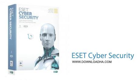 ESET Cyber Security Pro نرم افزار آنتی ویروس ESET Cyber Security 6.1.12.0   نسخه Mac