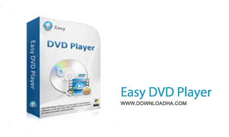 Easy DVD Player نرم افزار ساخت آسان DVD توسط Easy DVD Player 4.6.8.2149