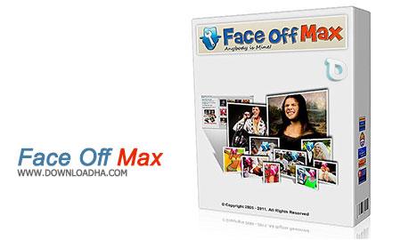 Face Off Max تغییر و مونتاژ تصاویر چهره و بدن با نرم افزار Face Off Max 3.7.4.6