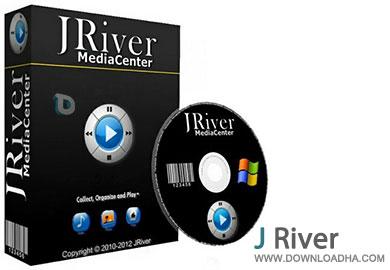 JRiver%20Media%20Center نرم افزار پخش کننده معروف JRiver Media Center 21.0.24