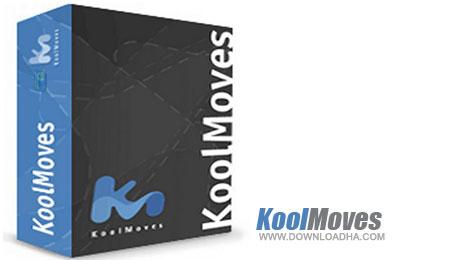 KoolMoves طراحی حرفه ای بنرهای فلش با نرم افزار KoolMoves 9.6.5