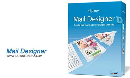 Mail Designer  ساخت خبرنامه توسط Mail Designer 2.5.2   نسخه Mac
