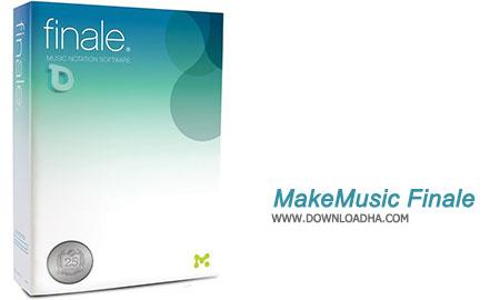 MakeMusic Finale ساخت موزیک های فوق العاده حرفه ای با MakeMusic Finale v2014.5.7098   نسخه Mac