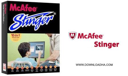 McAfee.Stinger.Cover پاکسازی ویروس در مواقع اضطراری با  McAfee Stinger 12.1.0.1819