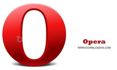 Opera نرم افزار مرورگر اینترنت اپرا Opera 34.0 Build 2036.25 Final