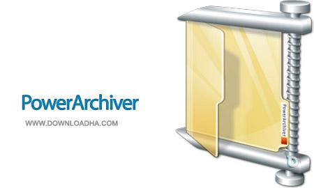 PowerArchiver نرم افزار فشرده سازی قدرتمند PowerArchiver 2016 16.00.43